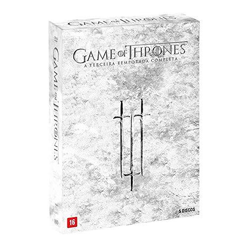 DVD - Game Of Thrones: 3ª Temporada Completa - Legendado