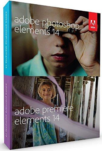 Adobe Photoshop & Premiere Elements 14 [mise à jour]