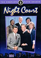 Night Court: The Complete Fifth Season [DVD] [Import]