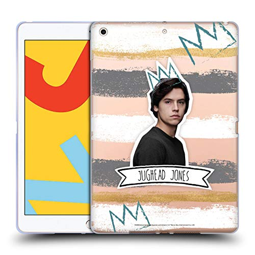 Official Riverdale Jughead Jones Graphics Soft Gel Case Compatible for iPad 10.2 (2019)