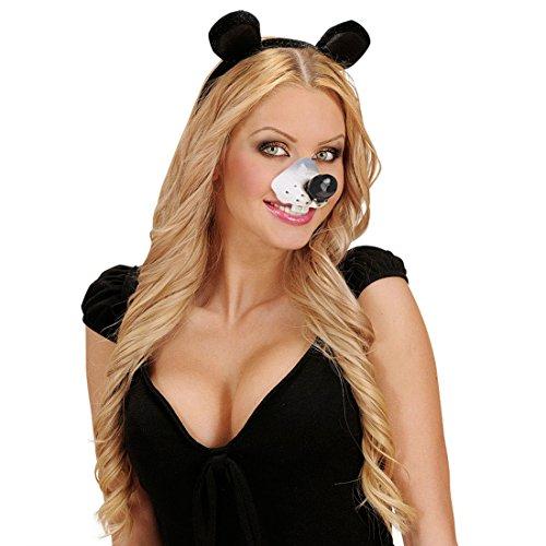 Amakando Nez de Souris museau de Rongeur Rat Animale Visage Rigolo Mignon fête Accessoire déguisement