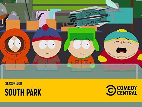 South Park Season 8 🔥