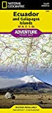 Ecuador and Galapagos Islands (National Geographic Adventure Map, 3403)