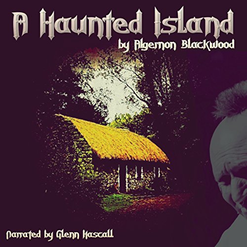 A Haunted Island cover art