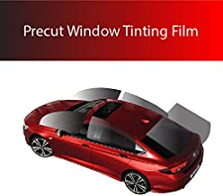 Autotech Park Precut Window Tinting Film for 2015-2019 Acura TLX Sedan with 20% Light Transmittance, All Side Windows and Rear Windshield Tint Film