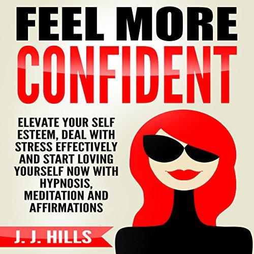 Feel More Confident audiobook cover art