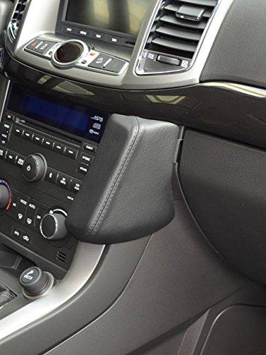 KUDA 042195 Halterung Kunstleder schwarz für Chevrolet Captiva ab 10/2011 bis 2013 (Facelift)