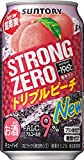-196℃ ストロングゼロ トリプルピーチ 350ml ×24缶