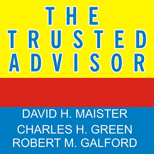 The Trusted Advisor cover art