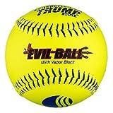 1 Dozen Evil Ball USSSA 12' Softballs - 40cor/.325 Compression (MP-Evil-CLAS-Y-2) Classic M
