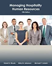 Managing Hospitality Human Resources with Answer Sheet (EI) (5th Edition) 5th (fifth) Edition by Woods, Robert H., Johanson, Misty, Sciarini, Michael S., Ame published by Educational Institute (2012)