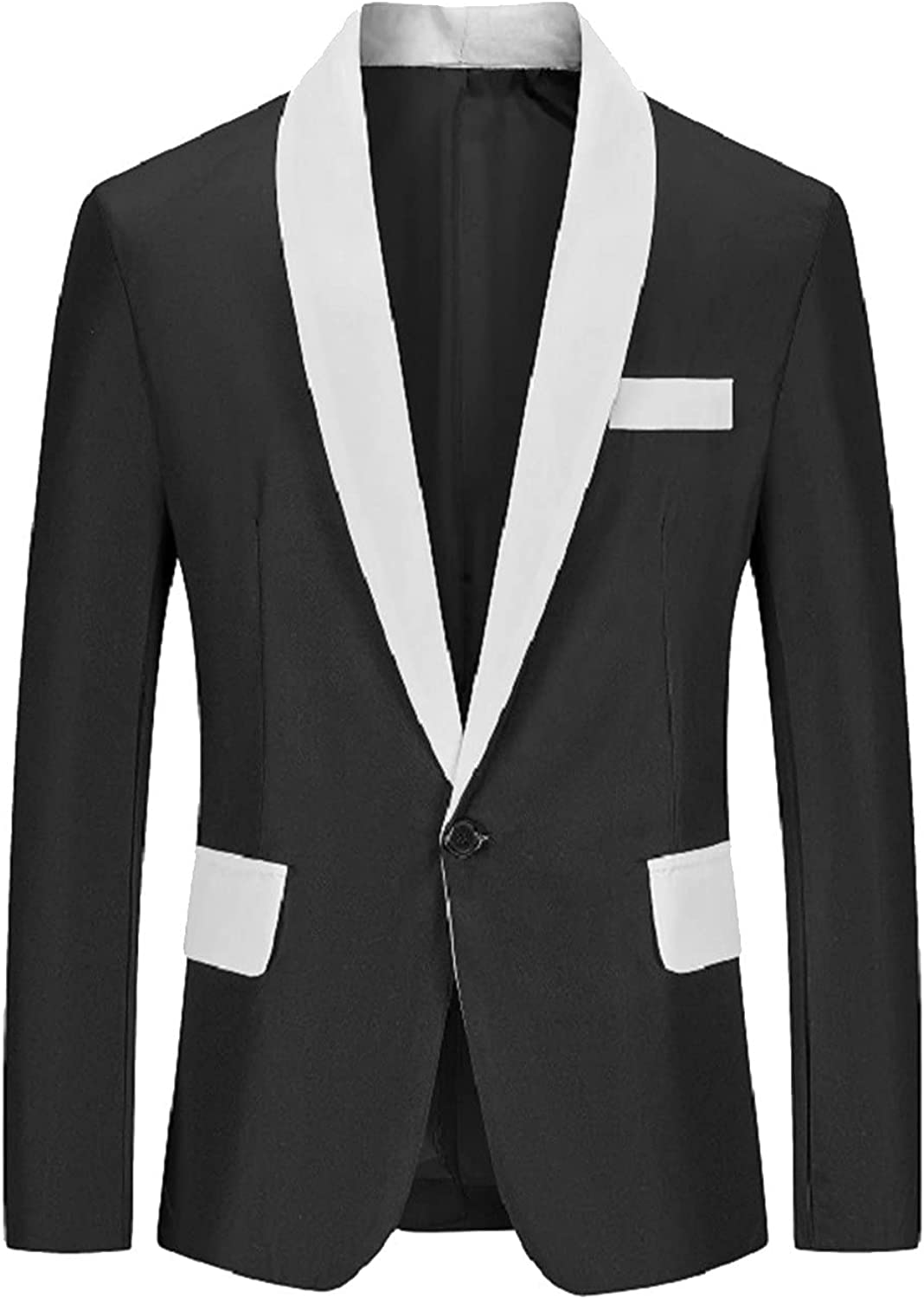 2021 Fashion Suit for Men's Premium Business Blazer England Style Slim Formal Coat Jacket for Wedding and Party