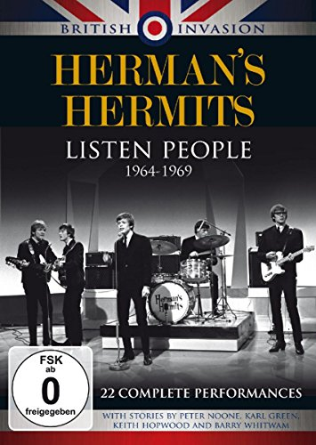 Herman's Hermits - Listen People 1964-1969