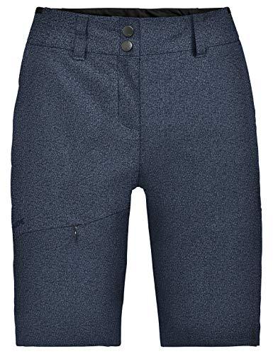 Vaude Damen Hose Women's Skomer Shorts II, Blau (eclipse/eclipse), 46