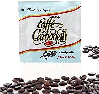 50Monodosis ESE Café carbonelli mezcla descafeinado