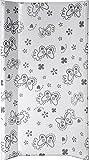 IB-Style - Plan à langer à fixer - avec Planche rigide - 11 décors différents - Matelas à langes 84 x 47 x 10 cm - Matelas Commode Bébé Meuble | Modèle'Butterfly'