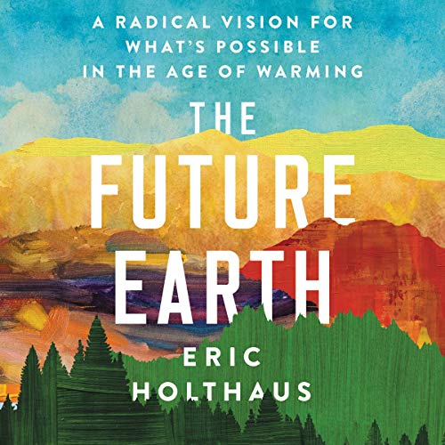 The Future Earth audiobook cover art