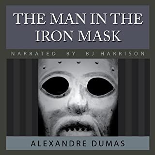The Man in the Iron Mask cover art