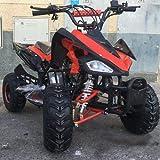 Quad ATV 125cc 4 tiempos con arranque electrico y marcha atrás/Mini quad para jovenes y adultos 125cc ATV Racing