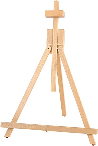 almacén al por mayor AZHOM Mesa de madera madera madera plegable triángulo caballete estudiante bosquejo pintura al óleo marco de madera publicidad de la publicidad publicidad escritorio panTalla bastidor caballete tablero de dibujo es  nuevo estilo
