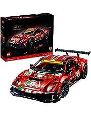 """LEGO 42125 Technic Ferrari 488 GTE """"AF Corse #51"""", Flerfärgad"""