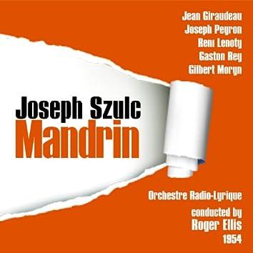 Joseph Szulc: Mandrin (1954)