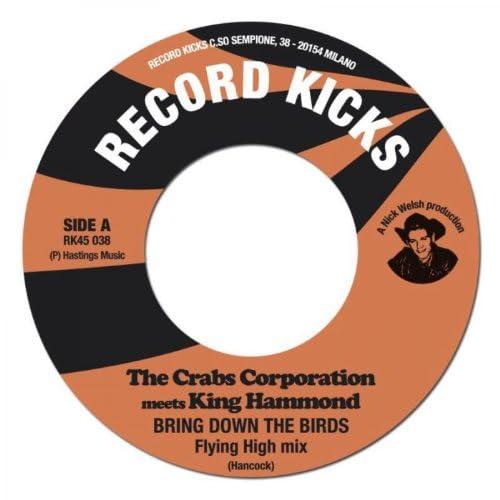 The Crabs Corporation feat. King Hammond