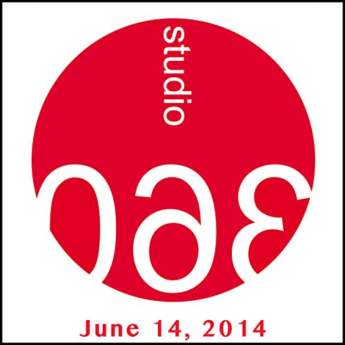 Studio 360: Neil Gaiman & Hurray for the Riff Raff audiobook cover art