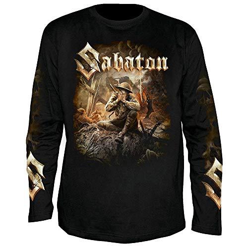 Sabaton - The Great War - Langarm - Shirt/Longsleeve Größe L