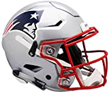 Riddell NFL New England Patriots Speedflex Authentic Football Helmet