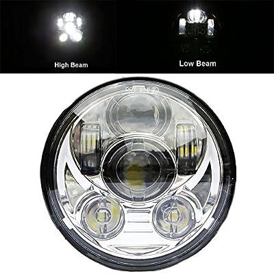 Harley Headlight-2
