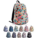 Kids Backpack 19L Ultra Lightweight Hiking Daypack Rucksack Water Resistant Travel Day Bag for Boy Girl Outdoor Camping School Swimming Pool PE Walking Cycling
