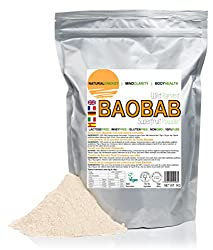 1kg (1,000 grams) Baobab Superfruit Powder - Direct From Harvester! Baobab fruit is a wonderful natural POWER FOOD, rich in vitamins, nutrients and minerials, not found at these elevated levels in any other fruit source and perfect for your body. Bao...