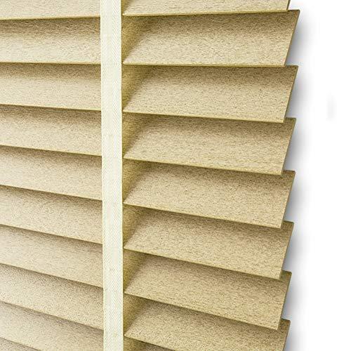 TINGTING Fensterläden, Antikes Gebürstetes Festes Holz Justierbarer Fensterladen Lifting Shading Studie Schlafzimmer Bürogebrauch (Farbe : Holz, größe : 1 * 1M)
