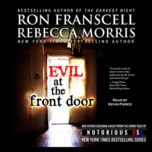 Evil at the Front Door audiobook cover art