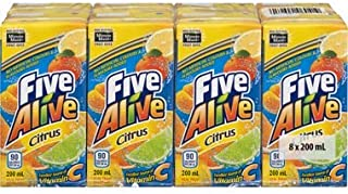 Best five alive juice Reviews