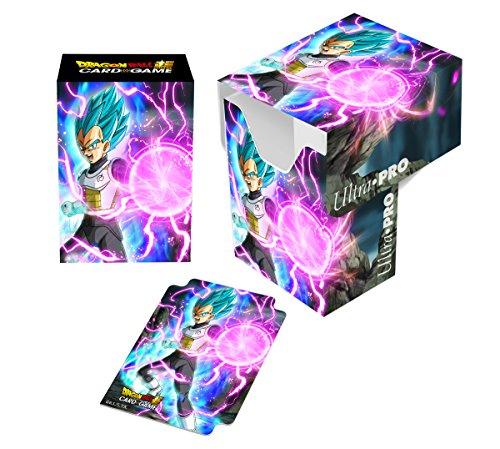 Ultra Pro Official Dragon Ball Super God Charge Vegeta Deck Box