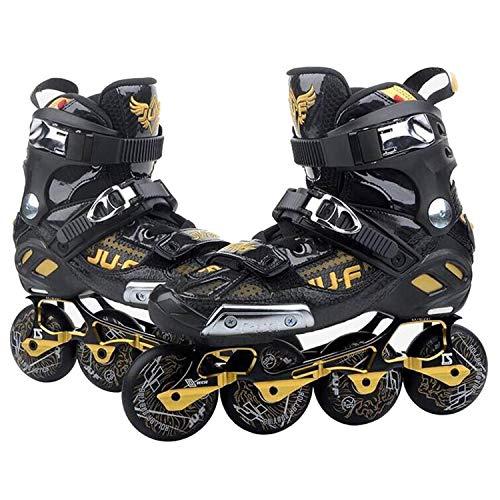 For Sale! Slalom Skate Adult's Roller Skating Shoes Skates Professional Patines for Street Free Skat...