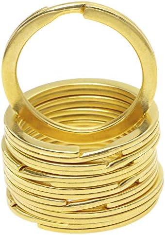 metal split ring