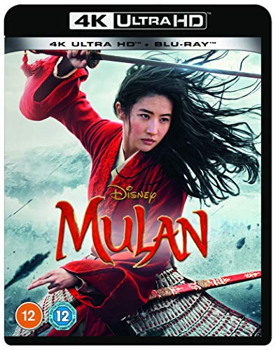 Mulan (L/A) UHD [Blu-ray] [UK Import]