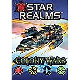 Star Realms Colony Wars - Juego de mesa en italiano