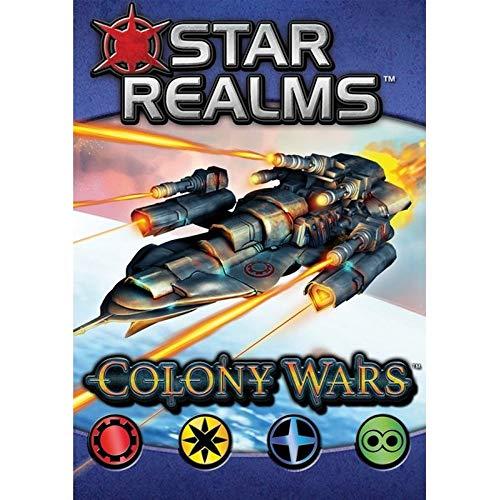 Star Realms Colony Wars Gioco da Tavolo in Italiano