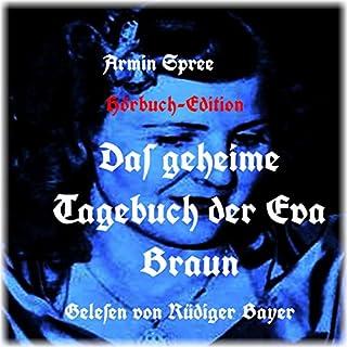 Couverture de Das geheime Tagebuch der Eva Braun