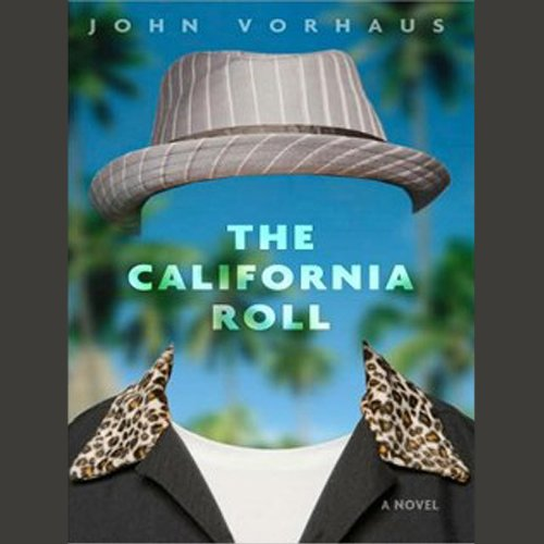 The California Roll audiobook cover art