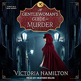 A Gentlewoman's Guide to Murder audiobook cover art