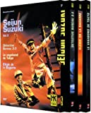 Seijun Suzuki - Vol. 2 : Détective Bureau 2-3 + Le Vagabond de Tokyo + Elégie de la bagarre [Francia] [DVD]