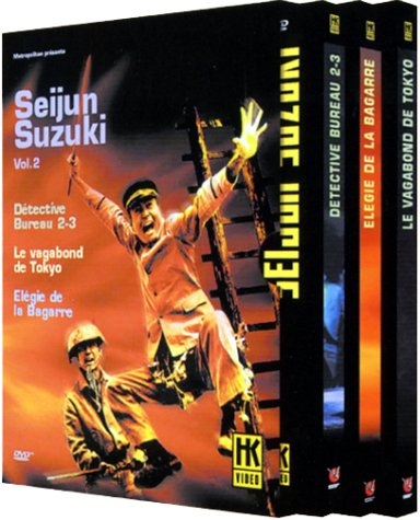 Coffret Seijun Suzuki-Vol.2 : Dé...