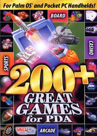 200+ Great Games For PDA