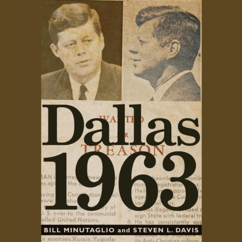 Dallas 1963 cover art