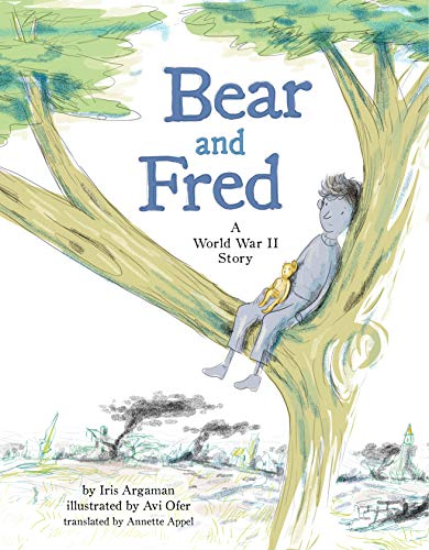 Bear and Fred: A World War II Story (English Edition)